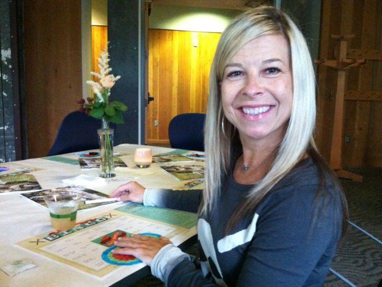 Client Profile: Sandra Scolari from Hall Street Grill